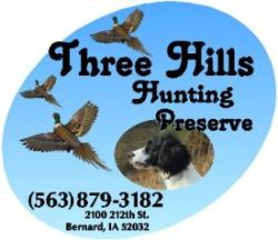 Three Hills Hunting Preserve